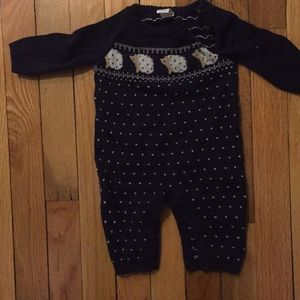Janie and Jack Sweater Outfit